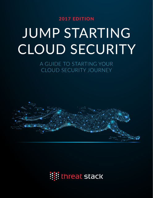 image from Jump Starting Cloud Security: A Guide To Starting Your Cloud Security Journey