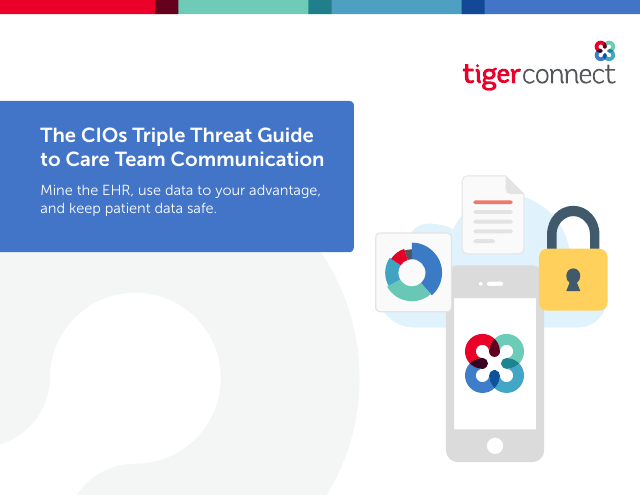 image from The CIO's Triple Threat Guide To Care Team Communication