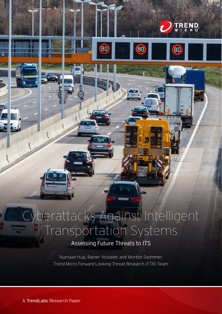 image from Cyberattacks Against Intelligent Transportation Systems