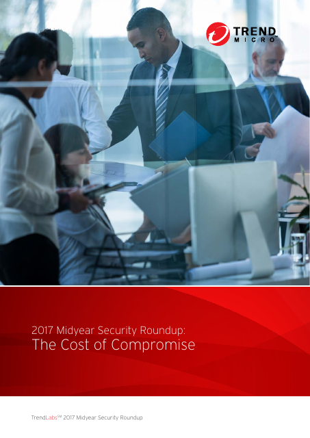 image from 2017 Midyear Security Roundup: The Cost Of Compromise