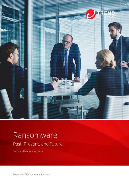 image from Ransomware: Past, Present and Future