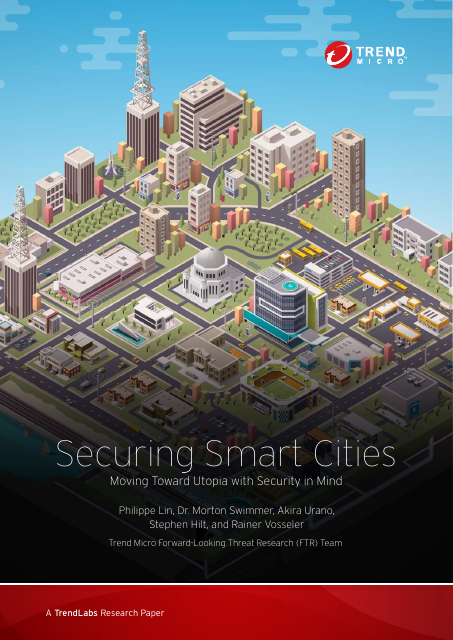 image from Securing Smart Cities:Moving Toward Utopia With Security In Mind