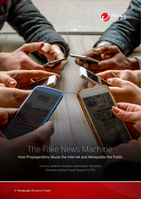 image from The Fake News Machine: How Propagandists Abuse The Internet And Manipulate The Public