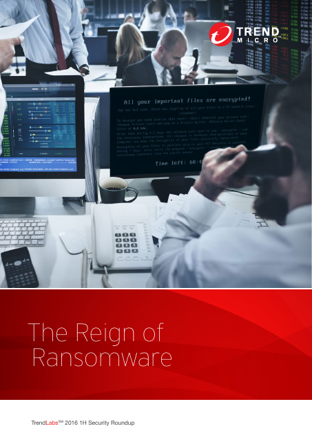 image from The Reign Of Ransomware