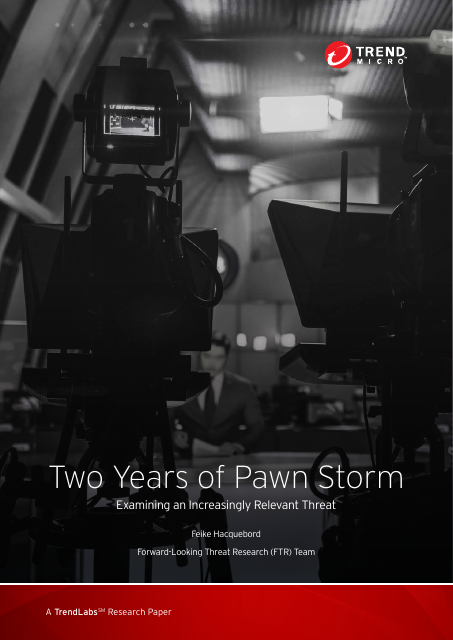 image from Two Years Of Pawn Storm: Examining An Increasingly Relevant Threat