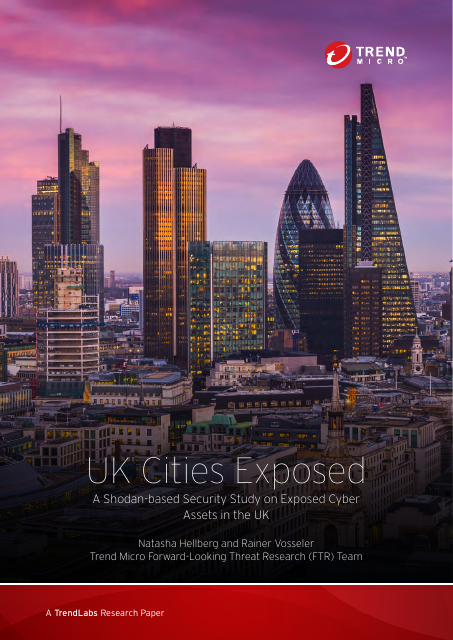 image from UK Cities Exposed: A Shodan-based Security Study On Exposed Cyber Assets In The UK