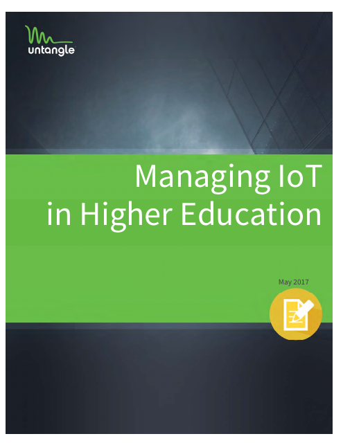 image from Managing IoT In Higher Education