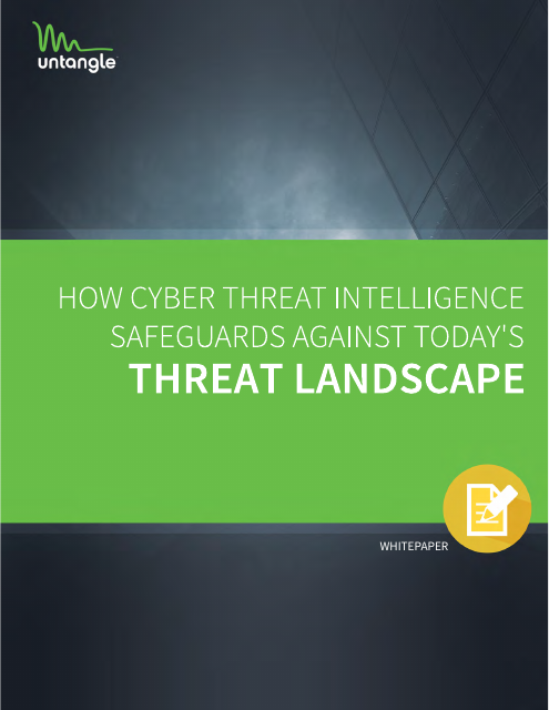 image from How Cyber Threat Intelligence Safegaurds Against Today's Threat Landscape