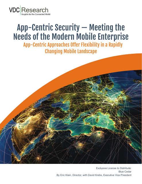 image from App-Centric Security Meeting The Needs Of The Modern Mobile Enterprise