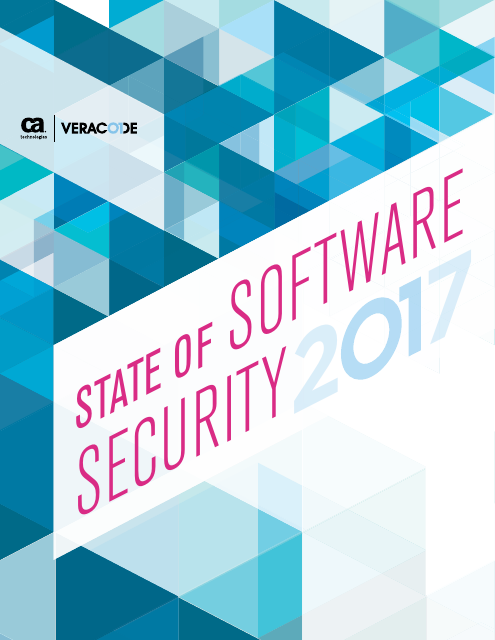 image from State of Software Security Volume 8