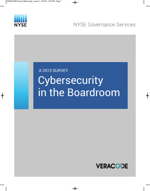 image from Cyber Security in the Boardroom