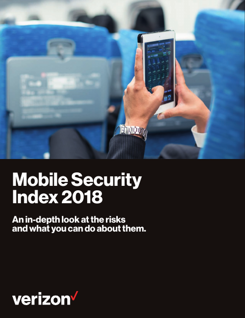 image from Mobile Security Index 2018