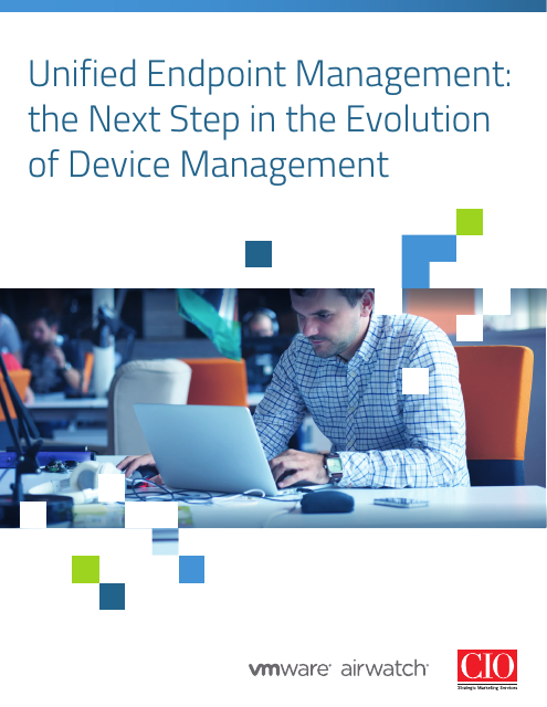 image from United Endpoint Management: The Next Step In The Evolution Of Device Management