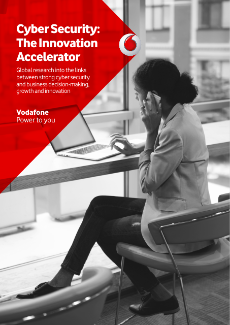 image from Cybersecurity The Innovation Accelerator
