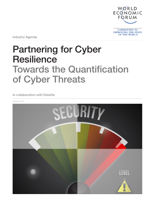 image from Partnering for Cyber Resilience Towards the Quantification of Cyber Threats