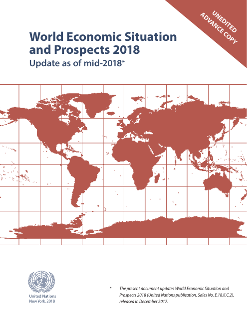 image from World Economic Situations And Prospects: Update as of mid-2018