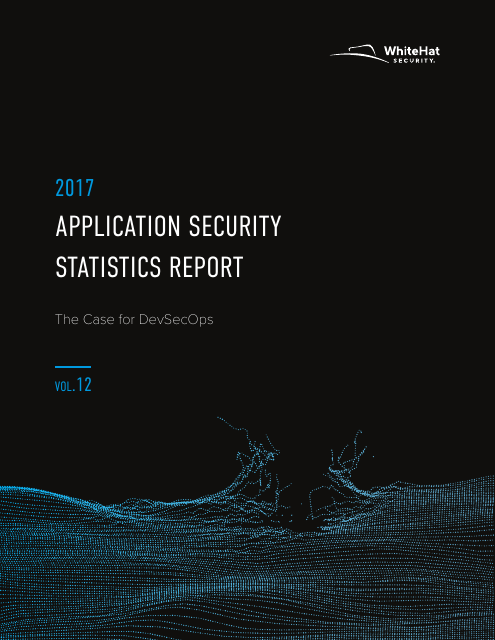 image from Application Security Statistics Report 2017
