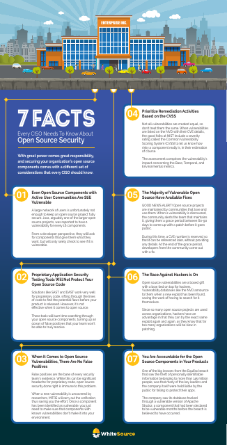 image from 7 Facts Every CISO Needs To Know About Open Source Security