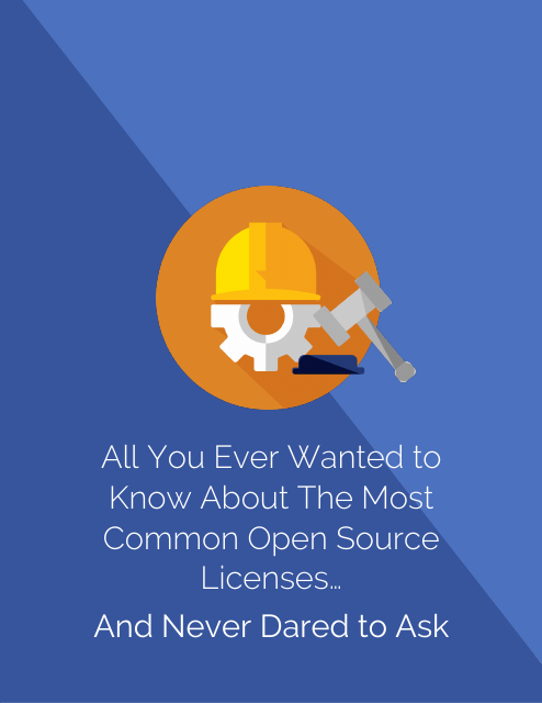 image from All You Ever Wanted To Know About The Most Common Open Source Licenses...And Never Dared To Ask