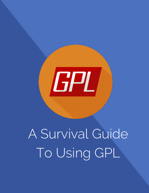 image from A Survival Guide To Using GPL