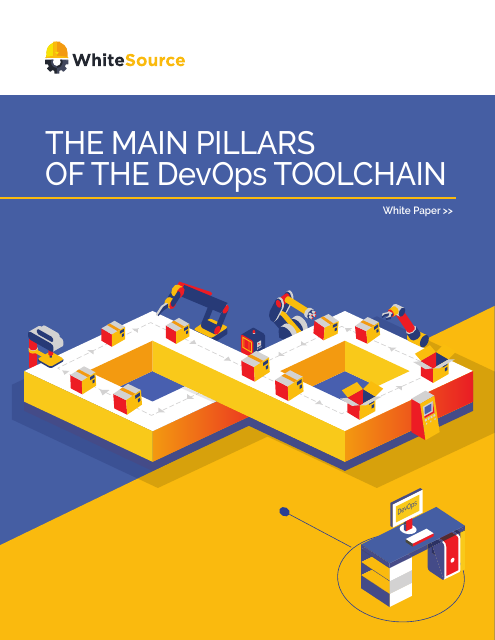 image from The Main Pillars Of The DevOps Toolchain