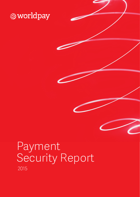 image from Payment Security Report 2015