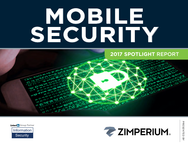 image from Mobile Security Report: 2017 Spotlight Report