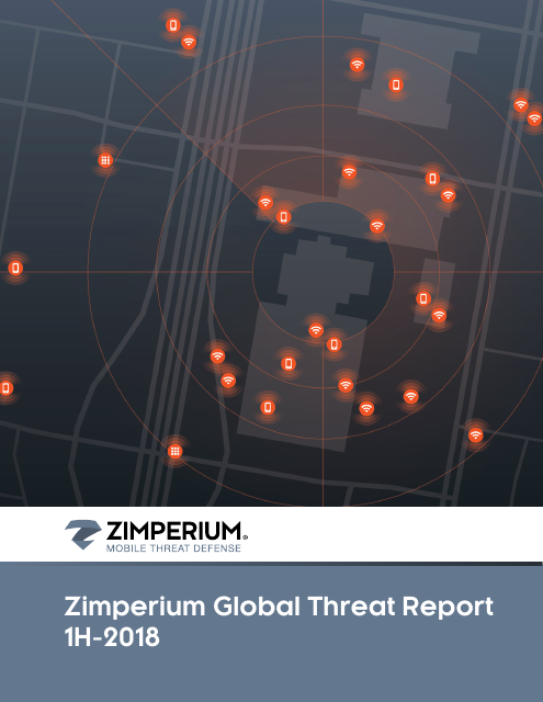 image from Mobile Threat Intelligence Report First Half 2018