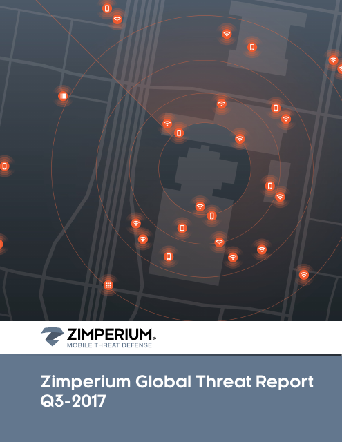 image from Mobile Threat Report Q3 2017