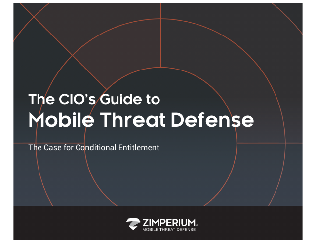 image from The CIO's Guide To Mobile Threat Defense