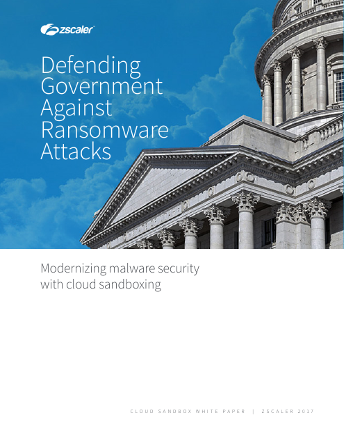 image from Defending Government Against Ransomware Attacks