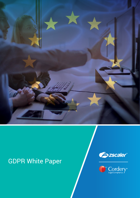 image from GDPR White Paper