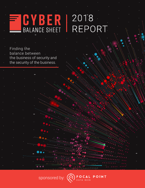 image from Cyber Balance Sheet: 2018 Report