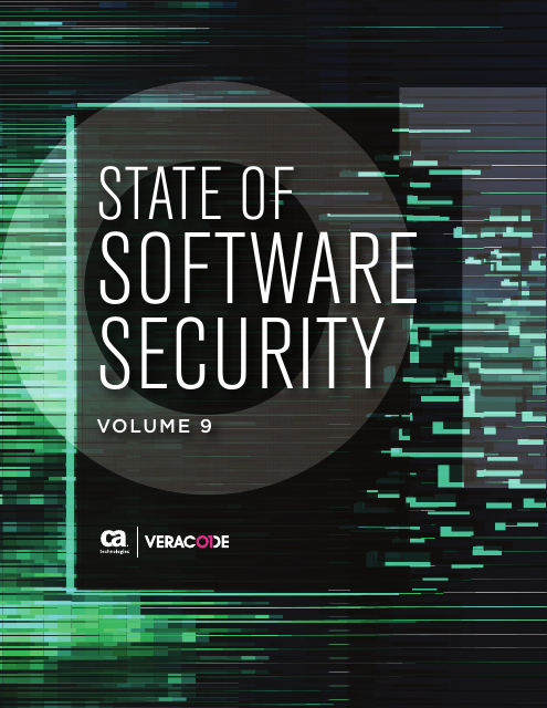 image from State Of Software Security Volume 9
