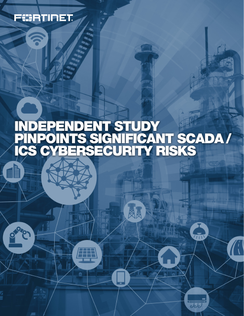image from Independent Study Pinpoints Significant SCADA/ICS Cybersecurity Risks