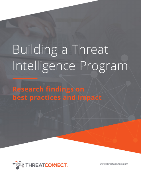 image from Building A Threat Intelligence Program