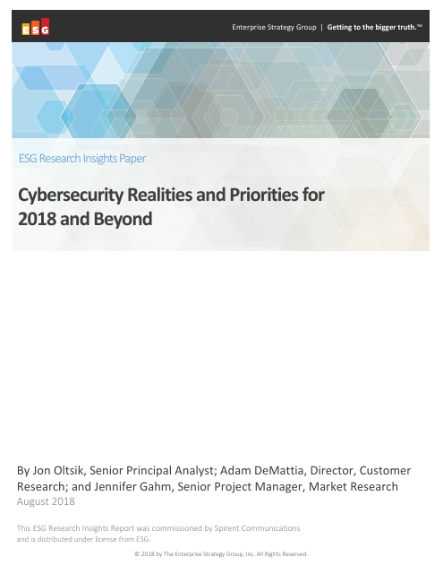 image from Cybersecurity Realities and Priorities for 2018 and Beyond