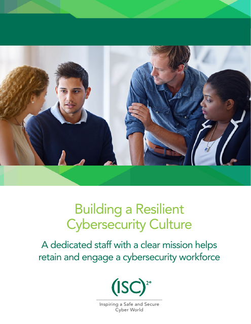 image from Building A Resilient Cybersecurity Culture