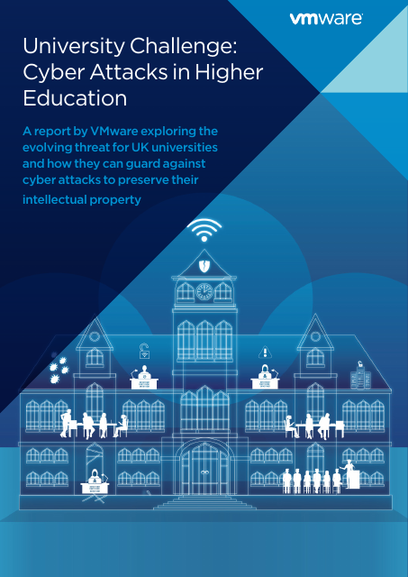 image from University Challenge: Cyber Attacks In Higher Education