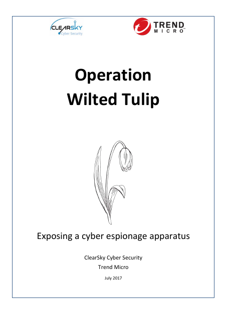 image from Operation Wilted Tulip