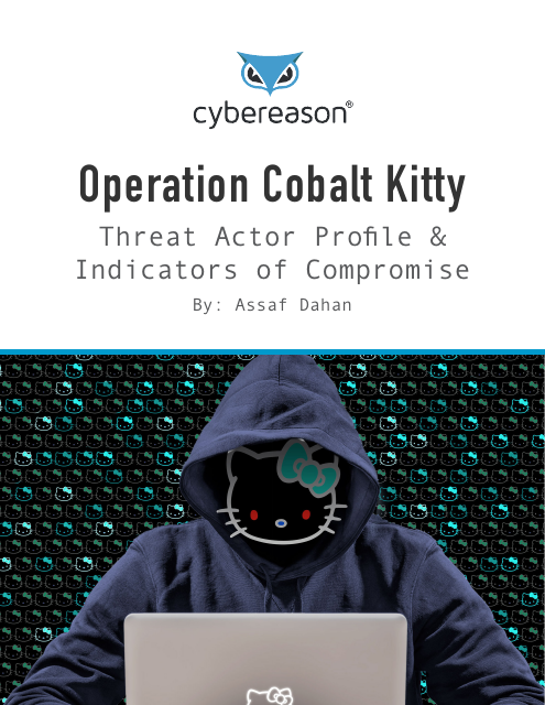 image from Operation Cobalt Kitty