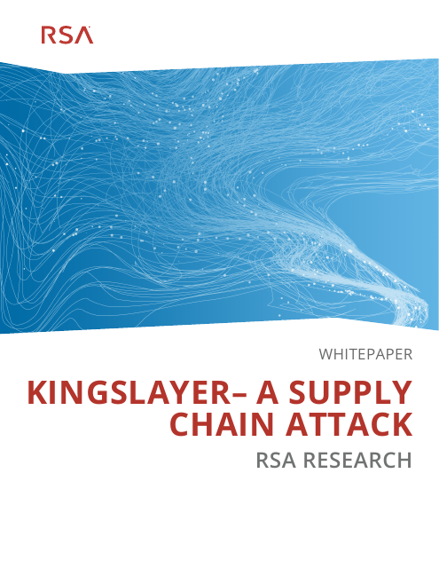 image from KingSlayer - A Supply Chain Attack