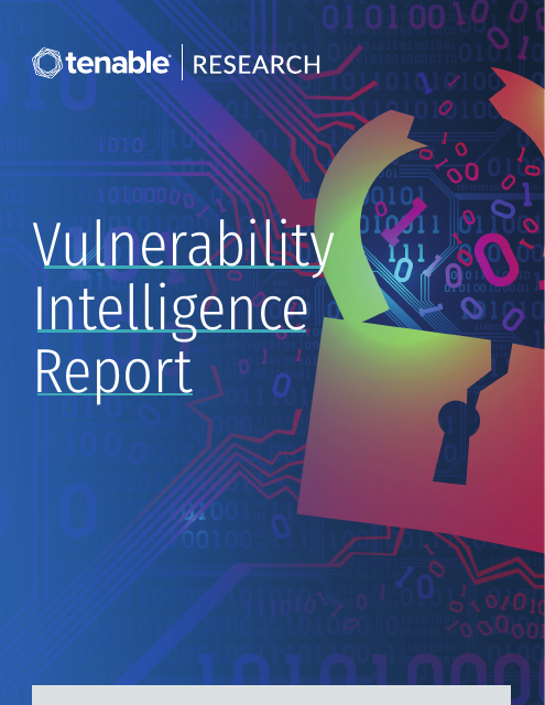 image from Vulnerability Intelligence Report