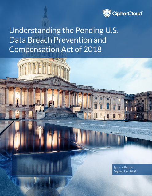 image from Understanding The Pending U.S. Data Breach Prevention and Compensation Act of 2018