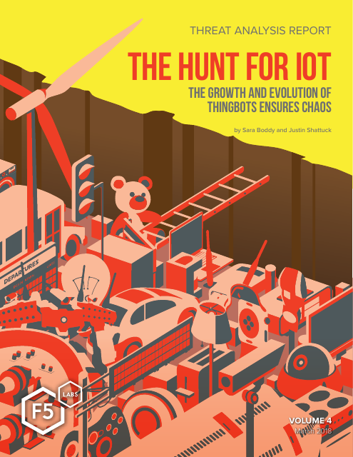 image from The Hunt For IOT