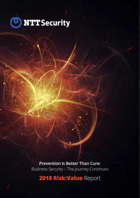image from Prevention Is Better Than Cure: Business Security - The Journey Continues