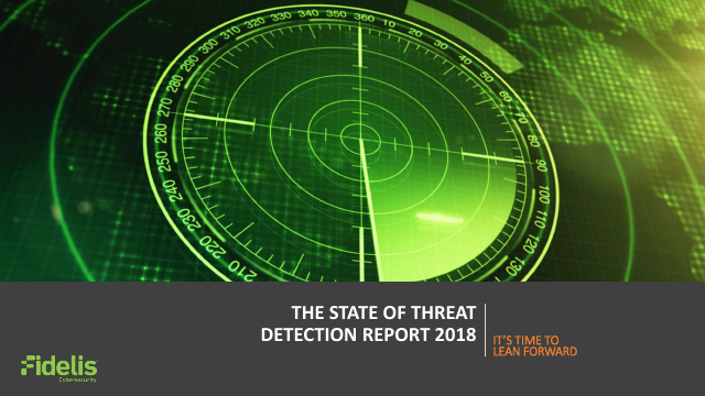 image from The State Of Threat Detection Report 2018