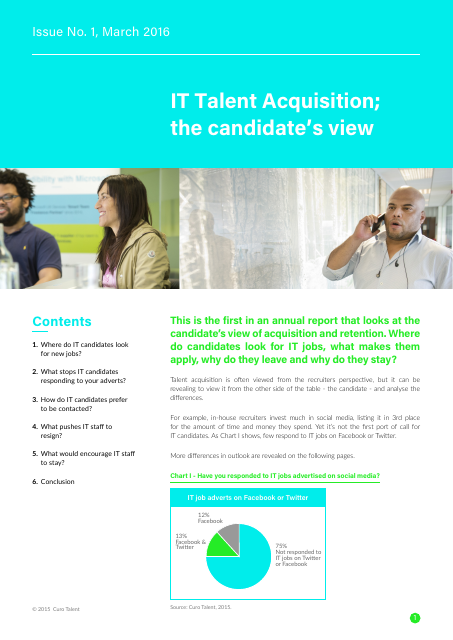image from IT Talent Acquisition; the candidate's view