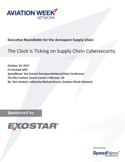 image from The Clock Is Ticking On Supply Chain Cybersecurity