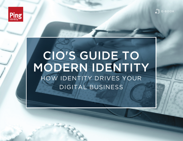 image from CIO'S Guide to Modern Identity